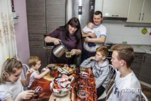 Многодетные семьи льготы 2020 год алтайский край