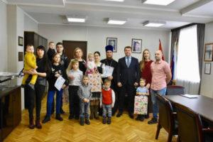 Улучшение жилищных условий в московской области 2020