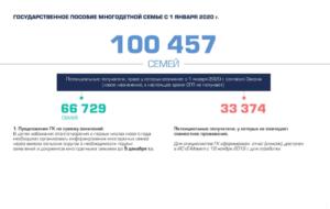 Льготы многодетным семьям в 2020 году в пермском крае
