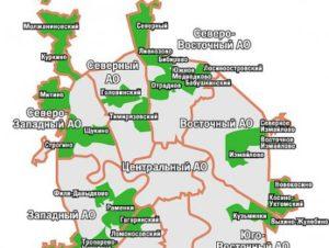 Лучшие районы москвы для проживания 2020