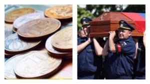 Перевезти умершего военного пенсионера из москвы в область бесплатно