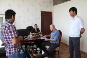 Омися для мигранта таджика в 2020 году
