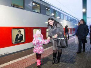 До скольки лет дети ездят по детскому билету на поезде ржд в 2020 году