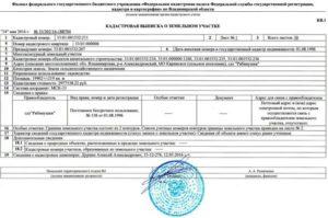 Выписка егрн включает в себя кадастровый паспорт в 2020 году
