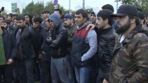Новые порядки мигрантов из таджикистана в 2020
