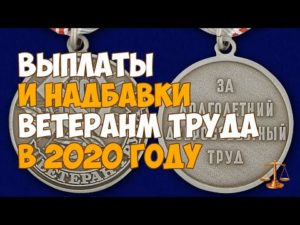 Льготы ветеранам янао в 2020 году
