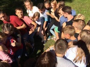 Летний трудовой лагерь для подростков в подмосковье 2020