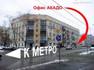 Как отказаться от услуг акадо в москве