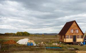 Земли кфх и строительство домов на них 2020