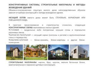 Определение индивидуального жилого дома