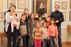 Бесплатные музеи для многодетных семей в санкт-петербурге