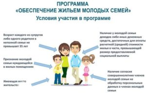 Программа молодая семья 2020 липецк