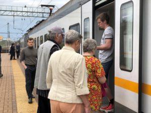 Для пенсионеров московской области проезд в калужской области