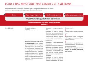 Все льготы которые положены многодетным семьям 2020 во владимирская область