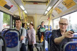 До какого возраста бесплатный проезд на автобусе 2020