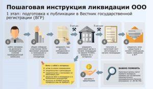 Ликвидациябюджетной организации пошаговая инструкция 2020