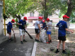 Летний трудовой лагерь в москве трудовой