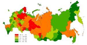 Районный коэффициент по москве россии 2020 таблица