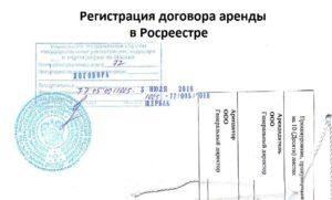 Как зарегистрировать договор аренды нежилого помещения в росреестре
