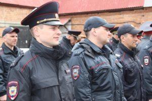 Перевод полиции на летнюю форму одежды в 2020 году москва