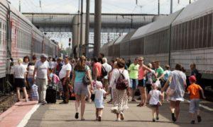 Билеты на поезд для многодетных семей 2020