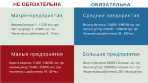 Обязательный аудит для ооо 2020 году критерии штрафы и основания