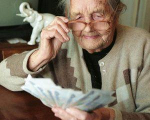 Пенсионер с большим стажем