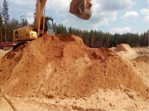 Оквэд на торговлю песком и щебнем