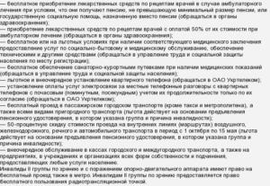 Все льготы инвалидам 1 группы в беларуси