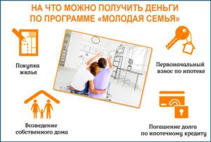 Программа молодая семья 2020 условия официальный сайт воронеж