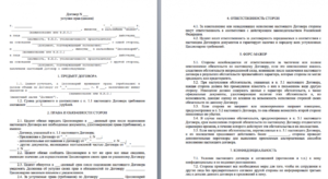 Образец договора уступки права по дду 2020