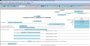 Акт проверки списания мягкого инвентаря в бюджетном учреждении в 2020 году