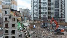 Что нового о реновации пятиэтажек в москве