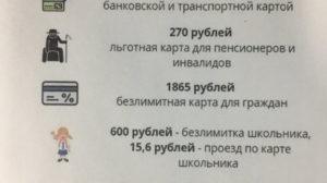 270 рублей на проезд пенсионерам в самаре в 2020 году