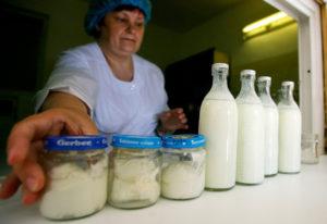 Новый закон при получении молочной кухни в рт