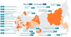 Районный коэффициент в кемеровской области в 2020